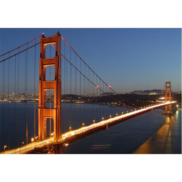 Engineering Facts About The Golden Gate Bridge