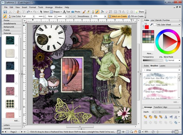 Booming Growth of Digital Scrapbooking