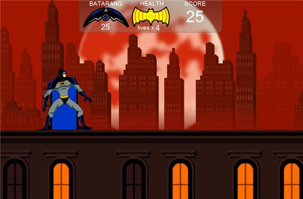 game online batman
