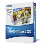 Corel PhotoImpact X3 Box Shot