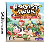 harvest moon frantic farming