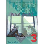 Skills for Work Book 3