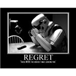 Regret - A bad part of gaming
