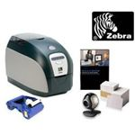 Zebra p100i card system for ID cards