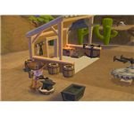 Desert Building Sims Style