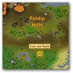 Location of Barb-tailed Kebbit in Runescape
