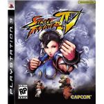 Street Fighter IV is also available for the Xbox 360