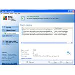 Free antivirus and trojan removers: AVG