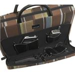 Acme Made Eco Stripe Cargo Laptop Bag by Acme