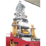 Drilling Tower and Equipment