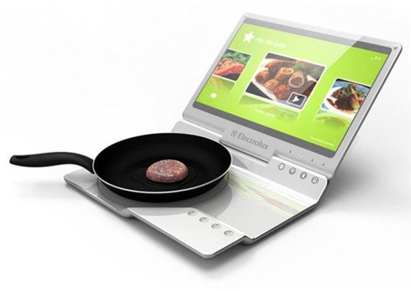 Electrolux Laptop Stove