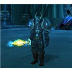 Death Knight in Tier 8.5 Armor Set