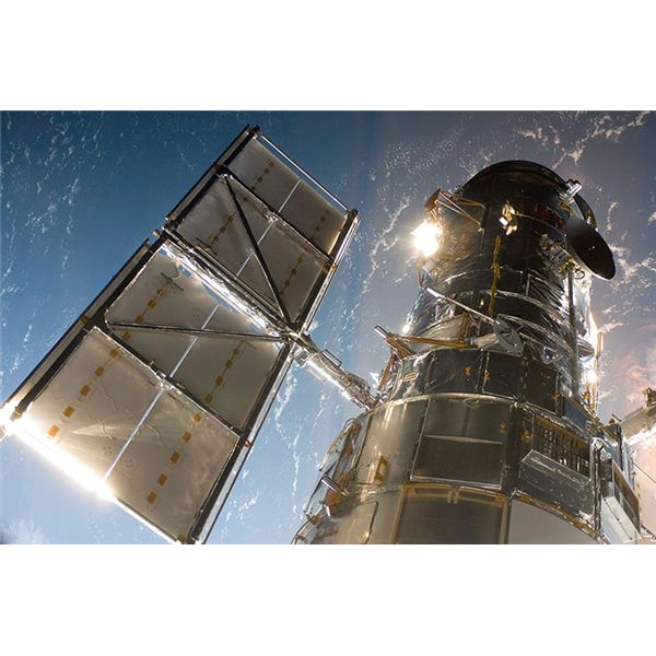 Nothing But the Facts About the Hubble Space Telescope