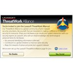Invitation to join ThreatWork Alliance