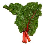 Swiss Chard is one of many foods high in chlorophyll