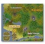 Location of Horned Graahk