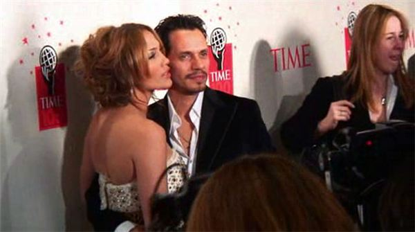 Jennifer Lopez and Marc Anthony, Exes Who Are Still Business Partners