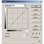 Photoshop Curves Tool