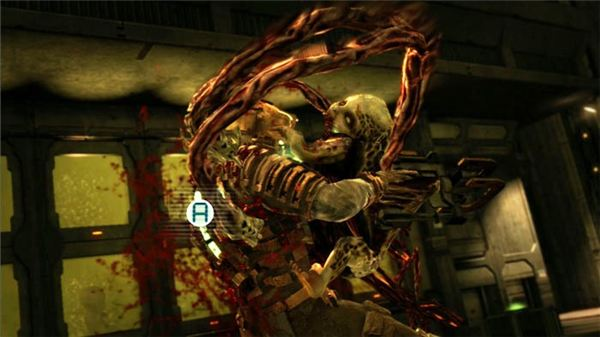 Lurkers in Dead Space 2