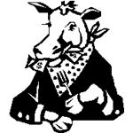 Cow by Microsoft Clipart
