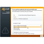Sandbox Prompt in Avast
