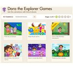 Dora the Explorer Nick Jr Computer Games