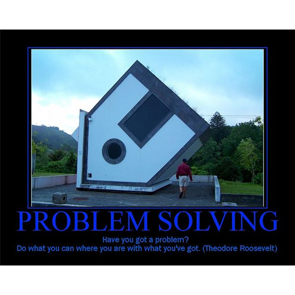 Activities for problem solving
