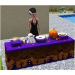 The Sims 3 Halloween Costume