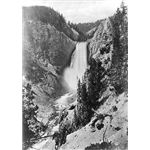 Lower Yellowstone Falls (1871)