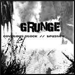 Brushes + Grunge by covetous-stock