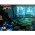 Bioshock 2 Walkthru: Start of Fontaine Futuristics, past the tram area.