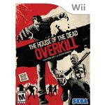 House of the Dead Overkill Wii cover