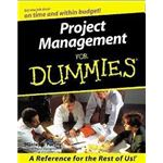 Screenshot Project Management for Dummies