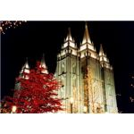 salt lake city spires
