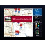 Screenshot Smarter Agent GPS Map