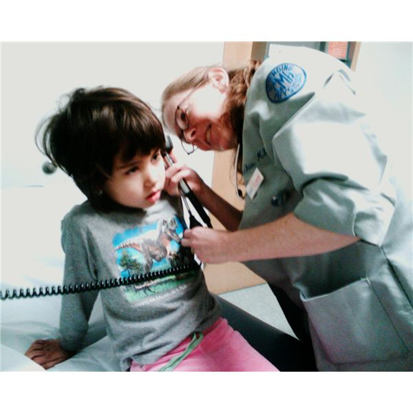 What Are the Projected Job Prospects of a Pediatrician?