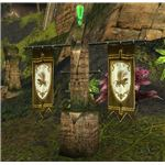 Guild Wars Wanted Bounty in Lions Arch Keep