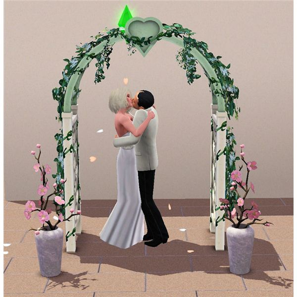 Wedding Altar Sims 3: Throw The Sims 3 Bachelor Party Or Bachelorette Party