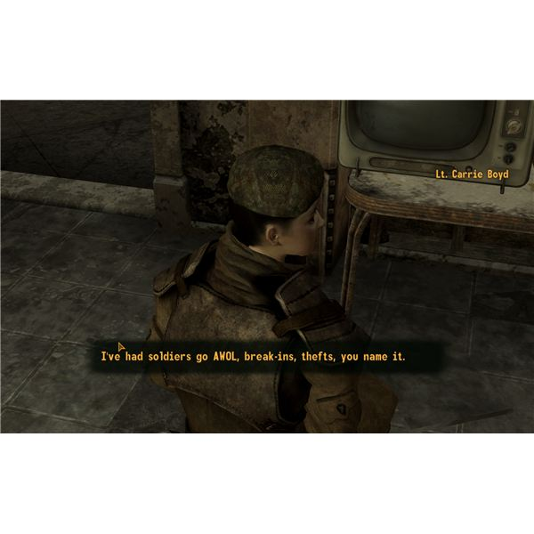 this machine fallout new vegas quest