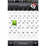 Calender for the HTC Sense UI