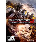 Supreme Commander 2 Box Shot