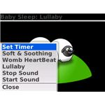 Sleeping Baby - Sound Machine