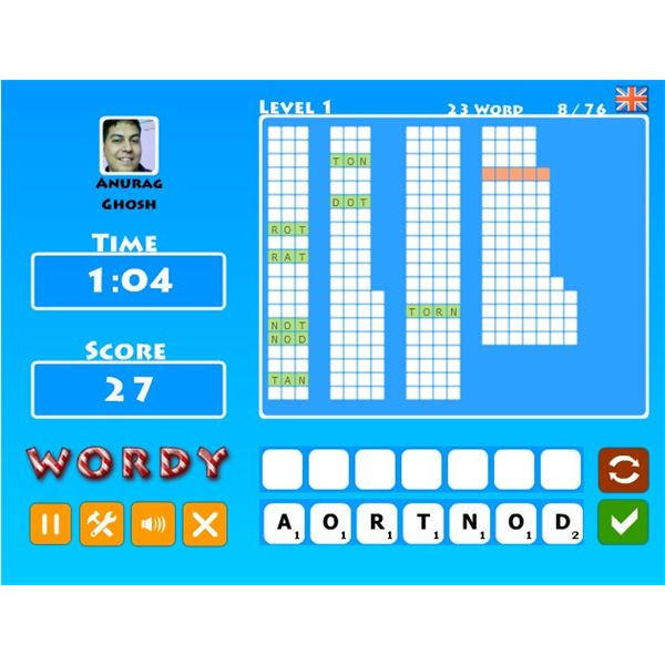Word Games Group 68