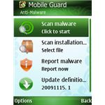 Nokia E63 Free Software: NetQin Mobile Guard