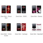Zune Skins at Decal Girl