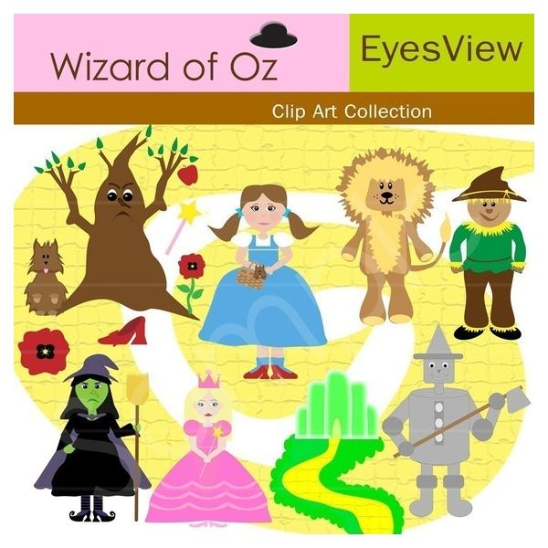 Clip Art Wizard Of Oz Clips wizard of oz clip art collections top 10 sites for great images eyesview this digital collection image clip