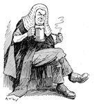 514px-Richard Burdon Haldane, 1st Viscount Haldane - Punch cartoon - Project Gutenberg eText 16563