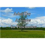 Arbor Day Activities for Preschoolers