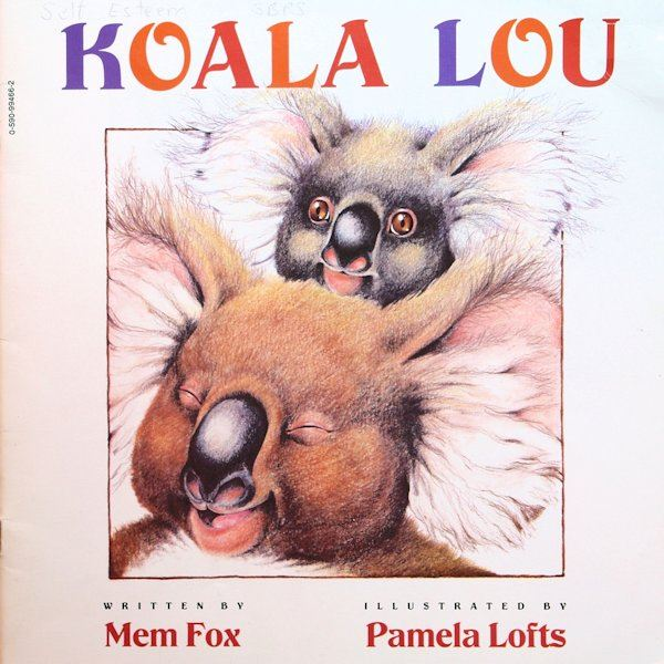 Quot Koala Lou Quot By Mem Fox Lesson Plan For Preschool Fun