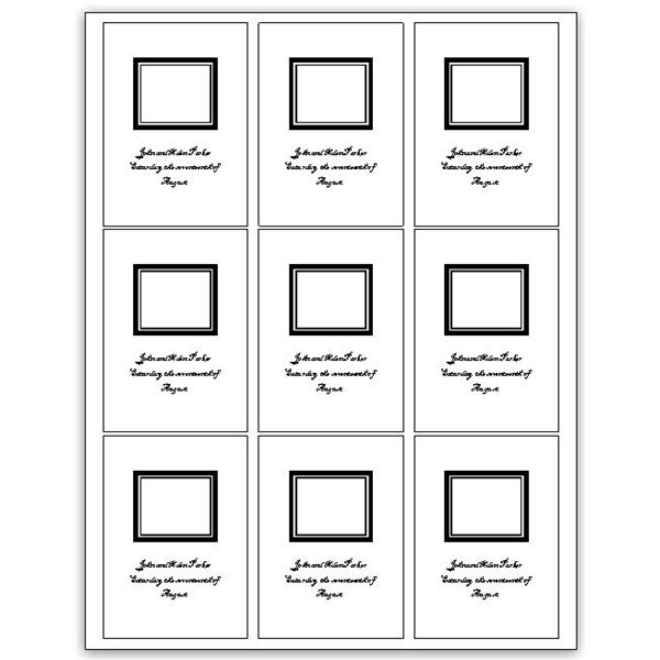 4 Free Playing Card Templates for Party Favors Homemade Games and – Blank Card Template for Word